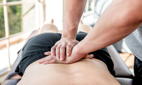Swedish Body Massage Therapy