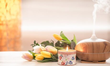 Aromatherapy - Using Essential Oils For Children