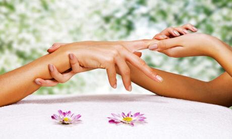 Thai Hand Reflexology Massage