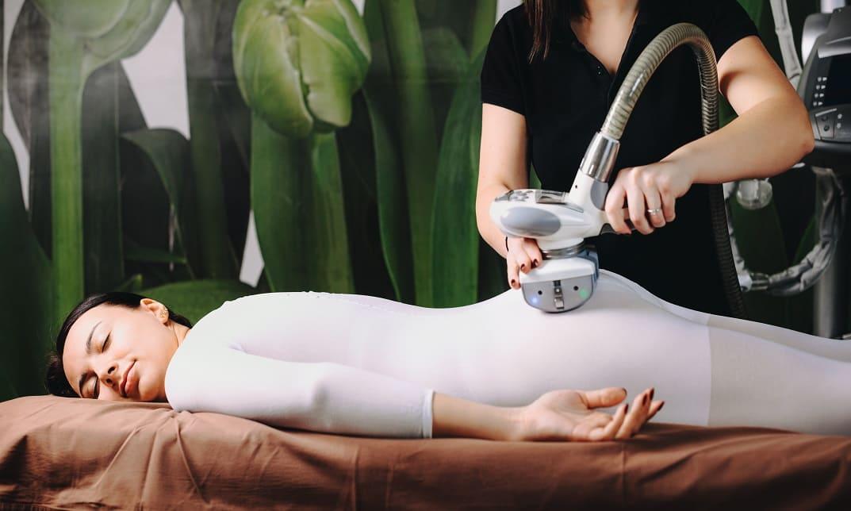 Certified Manual Lymphatic Drainage Massage