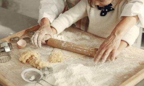 Baking - Mother Dough