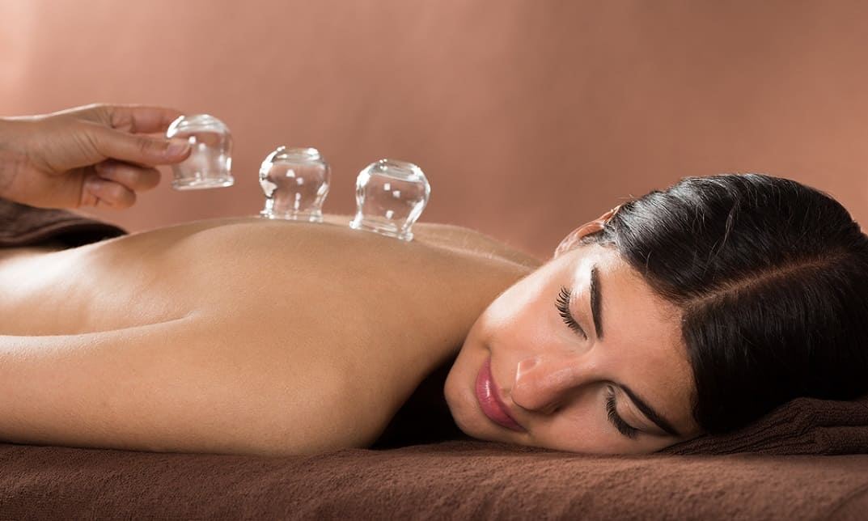 Professional Cupping Massage Therapist